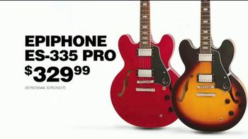 Guitar Center Presidents Day Weekend Sale TV Spot, 'Get the Gear' - 119 commercial airings