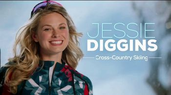 XFINITY X1 Voice Remote TV Spot, 'Cross-Country Skiing' Ft. Jessie Diggins - 2 commercial airings