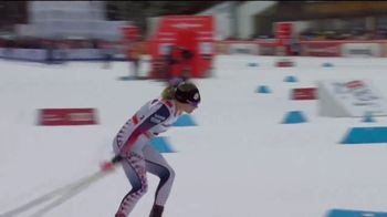 XFINITY X1 Voice Remote TV Spot, 'Cross-Country Skiing' Ft. Jessie Diggins - Thumbnail 6