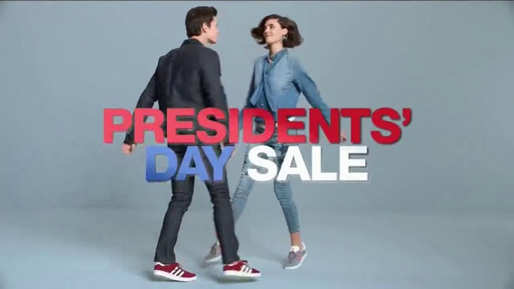 a2cf2af2cb5ebb Macy s Presidents  Day Sale TV Commercial