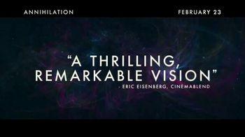 Annihilation - Alternate Trailer 14