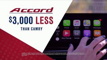 Honda Presidents' Day Sales Event TV Spot, 'It's On' [T2] - Thumbnail 5