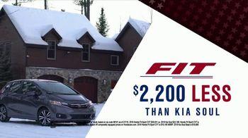 Honda Presidents' Day Sales Event TV Spot, 'It's On' [T2] - Thumbnail 6