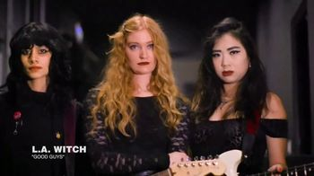 Guitar Center Presidents Day Weekend Sale TV Spot, 'L.A. Witch' - 217 commercial airings