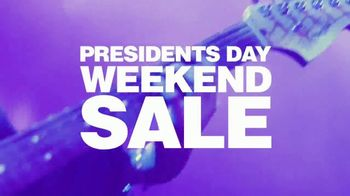 Guitar Center Presidents Day Weekend Sale TV Spot, 'L.A. Witch' - Thumbnail 7