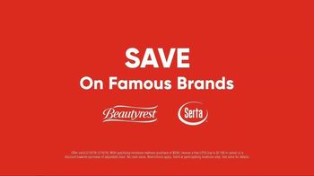 Mattress Firm Extended President's Day Sale TV Spot, 'Adjustable Beds' - Thumbnail 7