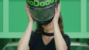 GoDaddy TV Spot, 'Make Your Idea Real Like Danica Patrick' - Thumbnail 1