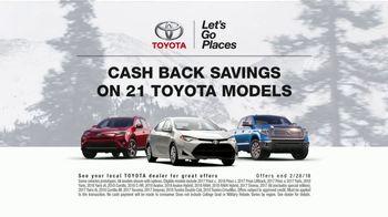 Toyota TV Spot, 'Team USA: Training' [T1]