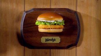 Wendy's Premium Cod Fillet Sandwich TV Spot, 'Set Sail for Crunchy' - Thumbnail 3
