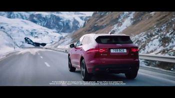 2018 Jaguar F-PACE TV Spot, 'Adapt'