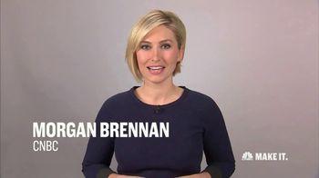 CNBC Make It TV Spot, 'Millenial Savings' Featuring Morgan Brennan - Thumbnail 3