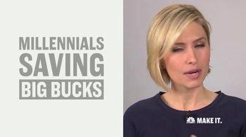 CNBC Make It TV Spot, 'Millenial Savings' Featuring Morgan Brennan - Thumbnail 5