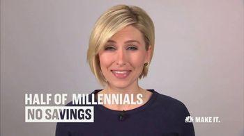 CNBC Make It TV Spot, 'Millenial Savings' Featuring Morgan Brennan - Thumbnail 6