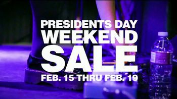 Guitar Center Presidents Day Weekend Sale TV Spot, 'Classic Bestsellers' - Thumbnail 2