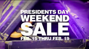 Guitar Center Presidents Day Weekend Sale TV Spot, 'Classic Bestsellers' - Thumbnail 3