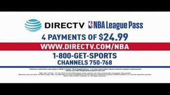 DIRECTV TV Spot, 'NBA League Pass: Half Season, Half Price' - Thumbnail 6