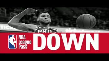 DIRECTV TV Spot, 'NBA League Pass: Half Season, Half Price' - 24 commercial airings