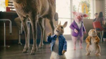 McDonald's Happy Meal TV Spot, 'Peter Rabbit y sus amigos' [Spanish] - 422 commercial airings