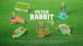 McDonald's Happy Meal TV Spot, 'Peter Rabbit y sus amigos' [Spanish] - Thumbnail 10