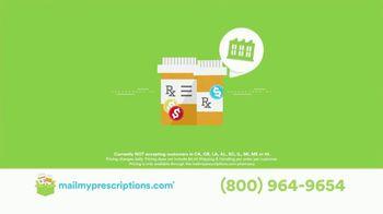 MailMyPrescriptions.com TV Spot, 'Near-Perfect Customer Rating' - Thumbnail 1