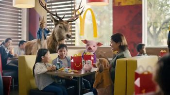 McDonald's Happy Meal TV Spot, 'Peter Rabbit and Friends' - 863 commercial airings