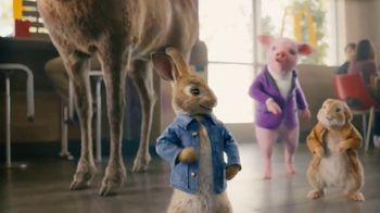 McDonald's Happy Meal TV Spot, 'Peter Rabbit and Friends' - Thumbnail 4