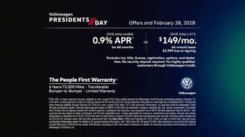 Volkswagen Presidents Day Event TV Spot, 'Commuting' Song by Grouplove [T2] - Thumbnail 9