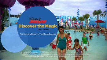 Disney Junior Discover the Magic Sweepstakes TV Spot, 'Powerful Magic' - Thumbnail 7