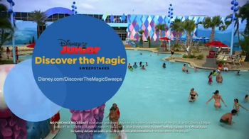 Disney Junior Discover the Magic Sweepstakes TV Spot, 'Powerful Magic' - Thumbnail 8