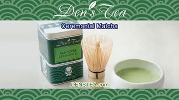 Den's Tea TV Spot, 'Green Tea Specialist'