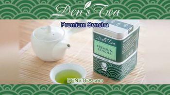 Den's Tea TV Spot, 'Green Tea Specialist' - Thumbnail 4