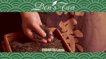 Den's Tea TV Spot, 'Green Tea Specialist' - Thumbnail 5