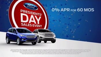 Ford Presidents Day Sales Event TV Spot, 'Procrastinators' [T2] - Thumbnail 9