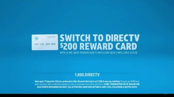 DIRECTV TV Spot, 'More for Your Thing: Great Ratings' - Thumbnail 8