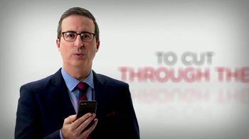 HBO TV Spot, 'Last Week Tonight Season Five: Cut Through'