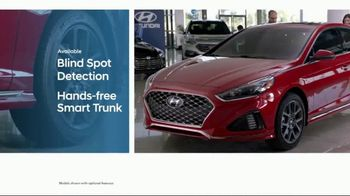 2018 Hyundai Sonata TV Spot, 'Packed With Features' [T2] - Thumbnail 3