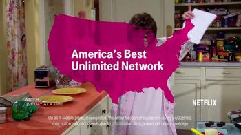 T-Mobile 4 Lines + Netflix TV Spot, 'Binge Watching' - Thumbnail 10