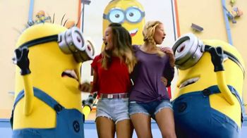 Universal Parks & Resorts TV Spot, 'Vacation Games'