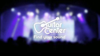 Guitar Center Presidents Day Weekend Sale TV Spot, 'Yamaha Guitars' - Thumbnail 7