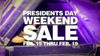 Guitar Center Presidents Day Weekend Sale TV Spot, 'Yamaha Guitars'