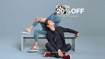 Macy's Presidents' Day Sale TV Spot, 'Extra 20 Percent Off' - Thumbnail 4