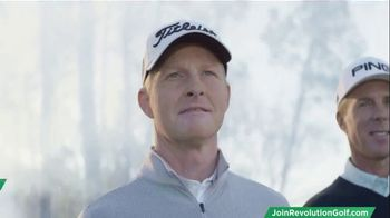 Revolution Golf TV Spot, 'World Class Swing Coaches' - Thumbnail 5