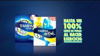 Tampax Pearl TV Spot, 'Libre de fugas' [Spanish] - Thumbnail 9