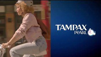 Tampax Pearl TV Spot, 'Libre de fugas' [Spanish]