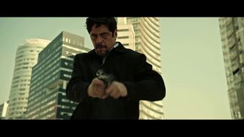 Sicario 2: Day of the Soldado - 2978 commercial airings