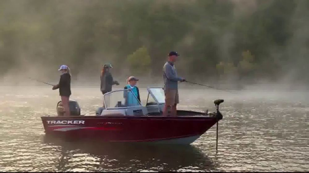 Bass Pro Shops 2018 Spring Fishing Classic Tv Commercial Tracker Boats Ispot Tv