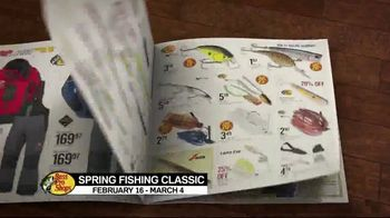 Bass Pro Shops 2018 Spring Fishing Classic TV Spot, 'Tracker Boats'