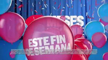 Aaron's Día de los Presidentes TV Spot, 'Misteriosa oferta' [Spanish]