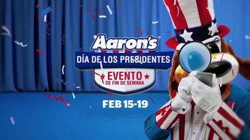 Aaron's Día de los Presidentes TV Spot, 'Misteriosa oferta' [Spanish] - Thumbnail 3