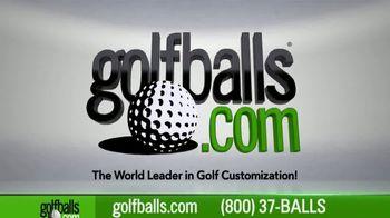 Golfballs.com Buy 3, Get 1 Free TV Spot, 'TaylorMade TP5 Golf Balls' - Thumbnail 5